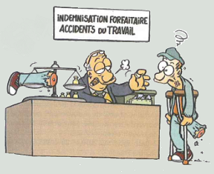rente accident du travail
